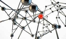 συνδέσεις μηχανικές Στοκ φωτογραφία με δικαίωμα ελεύθερης χρήσης