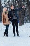συνδέστε τις νεολαίες αγάπης Στοκ φωτογραφίες με δικαίωμα ελεύθερης χρήσης
