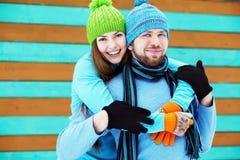 συνδέστε τις νεολαίες αγάπης Στοκ εικόνα με δικαίωμα ελεύθερης χρήσης