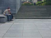 συνδέστε τους ηλικιωμένους Στοκ εικόνες με δικαίωμα ελεύθερης χρήσης