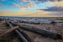 Συνδεθείτε την ακτή Στοκ φωτογραφία με δικαίωμα ελεύθερης χρήσης