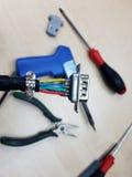 Συνδετήρας VGA Στοκ φωτογραφία με δικαίωμα ελεύθερης χρήσης