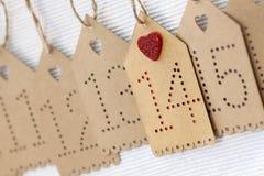 συνδεδεμένο διάνυσμα βαλεντίνων απεικόνισης s δύο καρδιών ημέρας Στοκ Φωτογραφίες