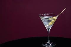 συνδυάζοντας το κοκτέιλ περιέχετε martini εικόνας eps10 τη διαφάνεια τρόπων διάφορη Στοκ Εικόνα