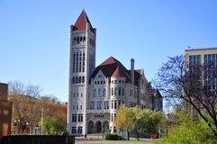 Συρακούσες Δημαρχείο, Συρακούσες, Νέα Υόρκη, ΗΠΑ στοκ φωτογραφίες