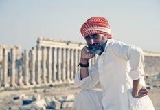 Συριακό άτομο Στοκ φωτογραφία με δικαίωμα ελεύθερης χρήσης