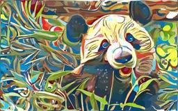Συρμένα ζώα Στοκ φωτογραφία με δικαίωμα ελεύθερης χρήσης