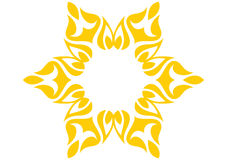 συρμένη σύσταση μορφής χεριών Στοκ εικόνες με δικαίωμα ελεύθερης χρήσης