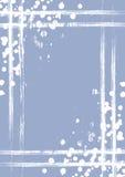 Συρμένο διάνυσμα υπόβαθρο με το πλαίσιο, σύνορα Πρότυπο Grunge με τον παφλασμό, τριβή ψεκασμού, ρωγμές Παλαιό εκλεκτής ποιότητας  διανυσματική απεικόνιση