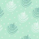 συρμένο πρότυπο χεριών άνε&upsilo Στοκ εικόνες με δικαίωμα ελεύθερης χρήσης