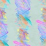 Συρμένο χέρι σχέδιο κακογραφίας Στοκ εικόνα με δικαίωμα ελεύθερης χρήσης
