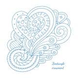 Συρμένο χέρι doodle στοιχείο Στοκ εικόνες με δικαίωμα ελεύθερης χρήσης