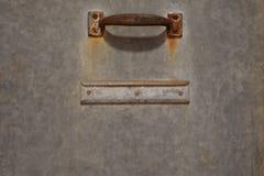 Συρτάρι μετάλλων Στοκ φωτογραφία με δικαίωμα ελεύθερης χρήσης