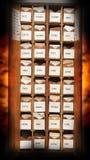 Συρτάρι με τα επιχειρησιακά έγγραφα Στοκ φωτογραφίες με δικαίωμα ελεύθερης χρήσης