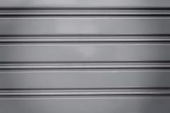 Συρόμενες πόρτες χάλυβα Στοκ φωτογραφία με δικαίωμα ελεύθερης χρήσης