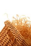 συσκευάζοντας ξύλινο μαλλί Στοκ εικόνα με δικαίωμα ελεύθερης χρήσης