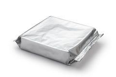 Συσκευάζοντας τσάντα φύλλων αλουμινίου στοκ φωτογραφία