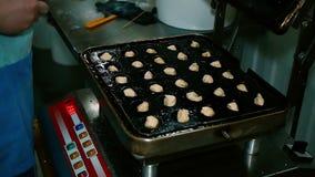 Συσκευές για τα γλυκά βαφλών φιλμ μικρού μήκους