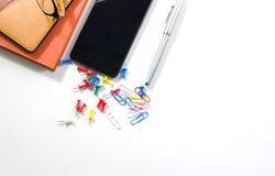 Συσκευές για την επιχείρηση και την εκπαίδευση Στοκ φωτογραφίες με δικαίωμα ελεύθερης χρήσης