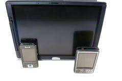 συσκευές κινητές Στοκ φωτογραφίες με δικαίωμα ελεύθερης χρήσης