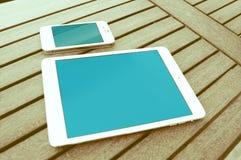 Συσκευές της Apple Στοκ φωτογραφίες με δικαίωμα ελεύθερης χρήσης