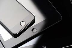 Συσκευές της Apple Στοκ Εικόνες
