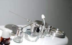 συσκευές ωτορινολαρυγγολογικές Στοκ Εικόνες