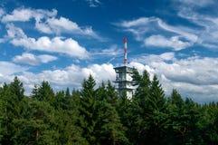 Συσκευή αποστολής σημάτων TV Στοκ εικόνα με δικαίωμα ελεύθερης χρήσης