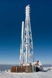 συσκευή αποστολής σημά&tau Στοκ εικόνες με δικαίωμα ελεύθερης χρήσης