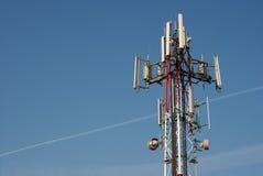 συσκευή αποστολής σημά&tau Στοκ εικόνα με δικαίωμα ελεύθερης χρήσης
