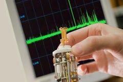 συσκευή επιστημονική Στοκ εικόνες με δικαίωμα ελεύθερης χρήσης