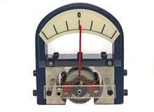 συσκευή που μετρά το πο&lam στοκ εικόνα