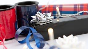 συσκευασία δώρων Στοκ εικόνα με δικαίωμα ελεύθερης χρήσης
