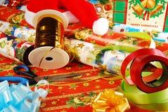 συσκευασία δώρων Στοκ εικόνες με δικαίωμα ελεύθερης χρήσης