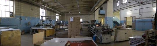 συσκευασία μηχανημάτων σ Στοκ εικόνα με δικαίωμα ελεύθερης χρήσης