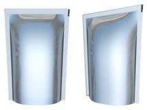 συσκευασία φύλλων αλουμινίου Στοκ φωτογραφίες με δικαίωμα ελεύθερης χρήσης