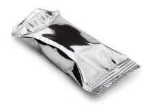 Συσκευασία φύλλων αλουμινίου Στοκ φωτογραφία με δικαίωμα ελεύθερης χρήσης