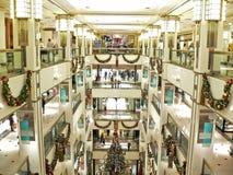 συσσωρευμένες αγορές Στοκ φωτογραφία με δικαίωμα ελεύθερης χρήσης