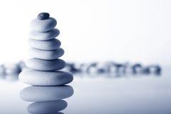 συσσωρευμένες πέτρες Στοκ Φωτογραφίες