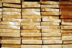 συσσωρευμένη ξυλεία Στοκ Εικόνες