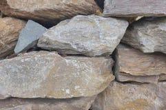 συσσωρευμένη πέτρα Στοκ εικόνες με δικαίωμα ελεύθερης χρήσης