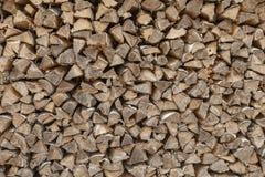 Συσσωρευμένοι ξύλινοι γόμφοι Στοκ εικόνα με δικαίωμα ελεύθερης χρήσης