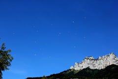 συσσωρευμένοι ουρανοί Στοκ φωτογραφίες με δικαίωμα ελεύθερης χρήσης