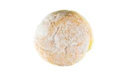 Συσσωρευμένος γλυκαμένος donuts στοκ φωτογραφία με δικαίωμα ελεύθερης χρήσης