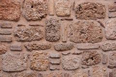 Συσσωρευμένος τοίχος πετρών στοκ φωτογραφία με δικαίωμα ελεύθερης χρήσης