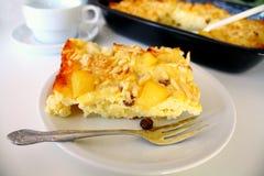 συσσωρεύστε το ρύζι θεωρητικών και υποατομικών σωματιδίων μήλων Στοκ φωτογραφία με δικαίωμα ελεύθερης χρήσης