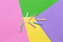 Συστάσεις χρώματος Στοκ Εικόνες