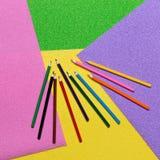 Συστάσεις χρώματος Στοκ φωτογραφία με δικαίωμα ελεύθερης χρήσης