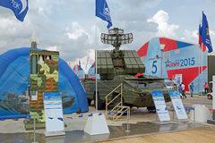 Συστήματα αεροπορικής άμυνας Στοκ εικόνα με δικαίωμα ελεύθερης χρήσης