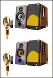 Συστήματα ομιλητών Απεικόνιση αποθεμάτων